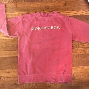 Morgan Row Comfort Color Sweatshirt